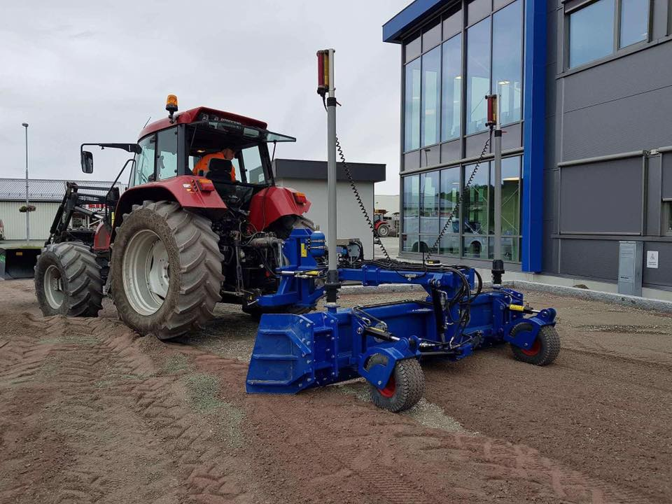AP Traktor Planer